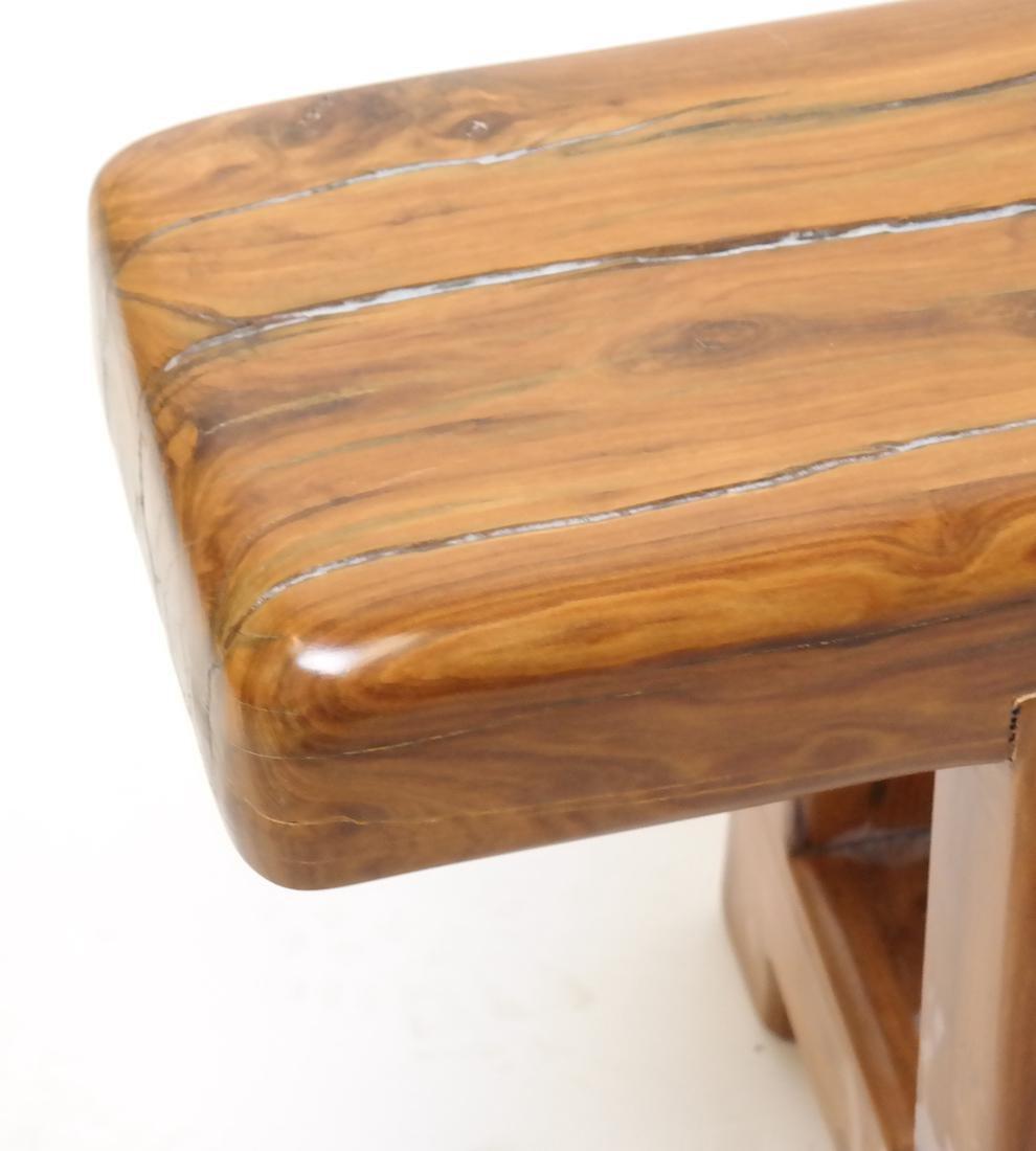 Southeast Asian Hardwood Bench - 4