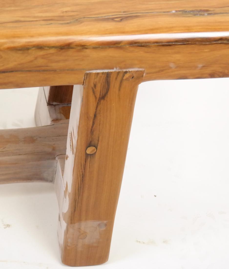 Southeast Asian Hardwood Bench - 6