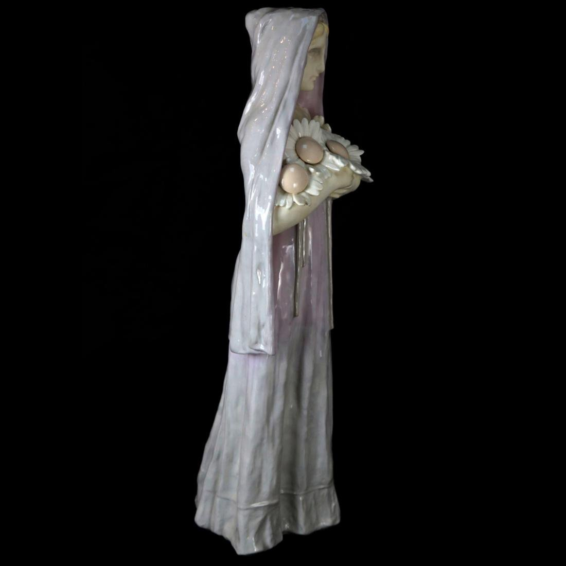 Impressive Ernest Borsdorf Sculpture - 4
