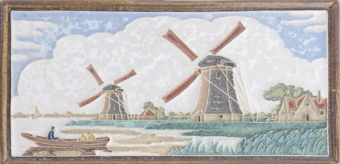 Delft de Porceleyne Decorated Tiles - 2