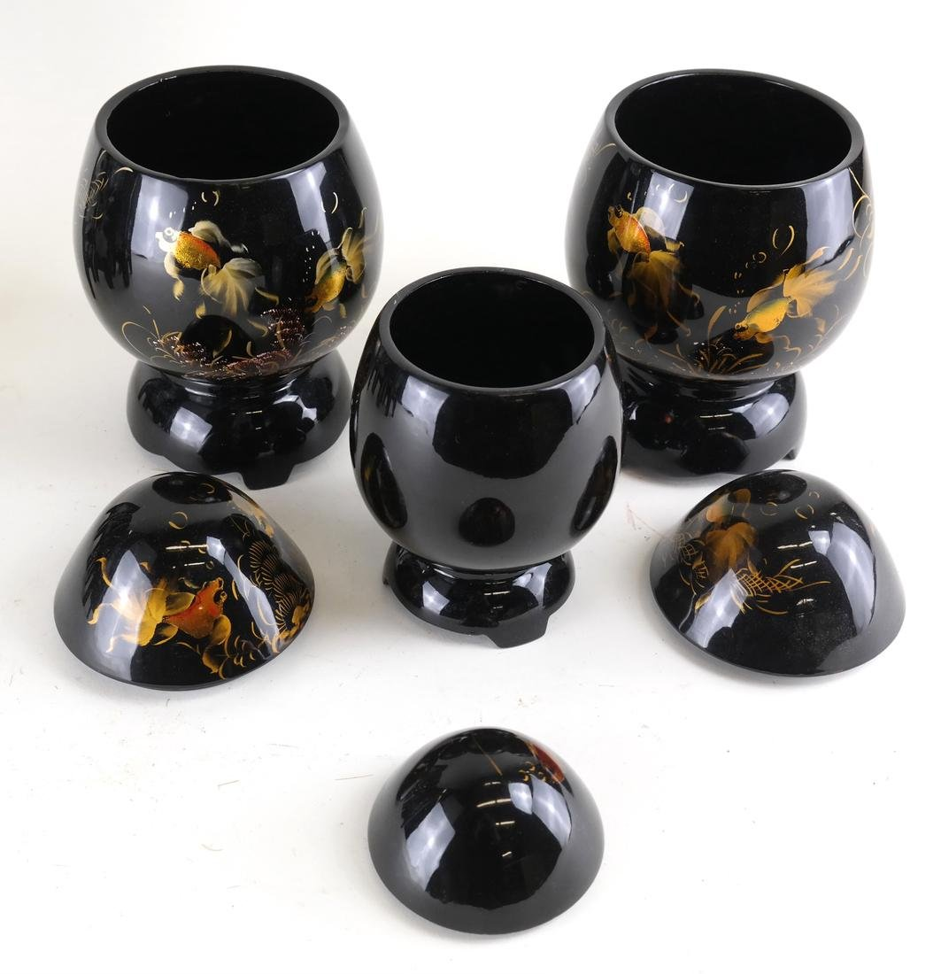 Group of Lacquerware - 6