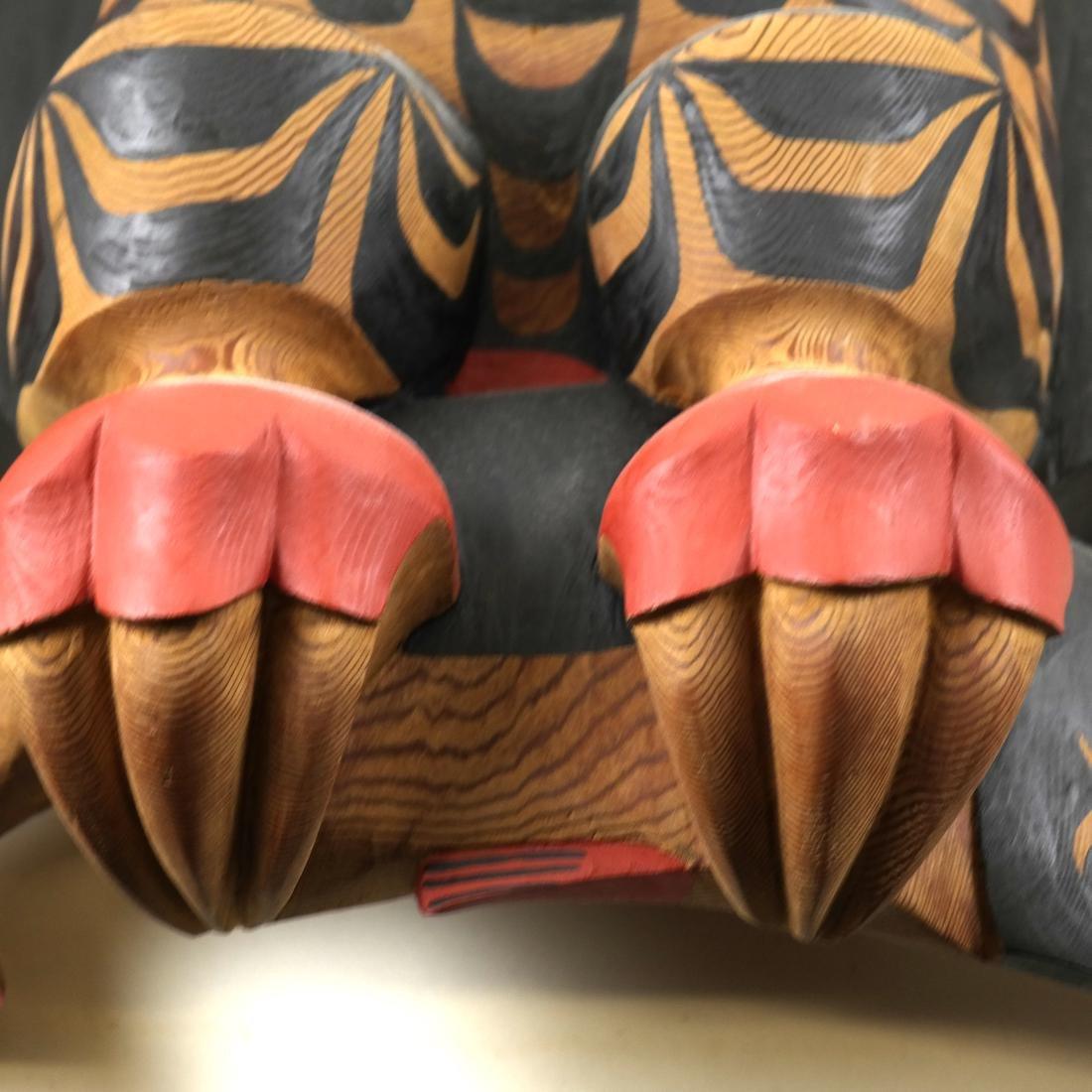 Pacific Northwest Wood Eagle - 3
