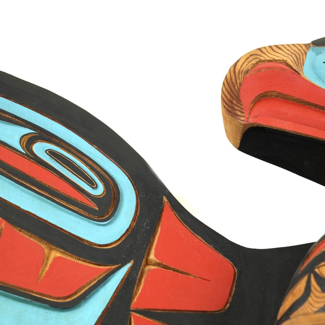 Pacific Northwest Wood Eagle - 5