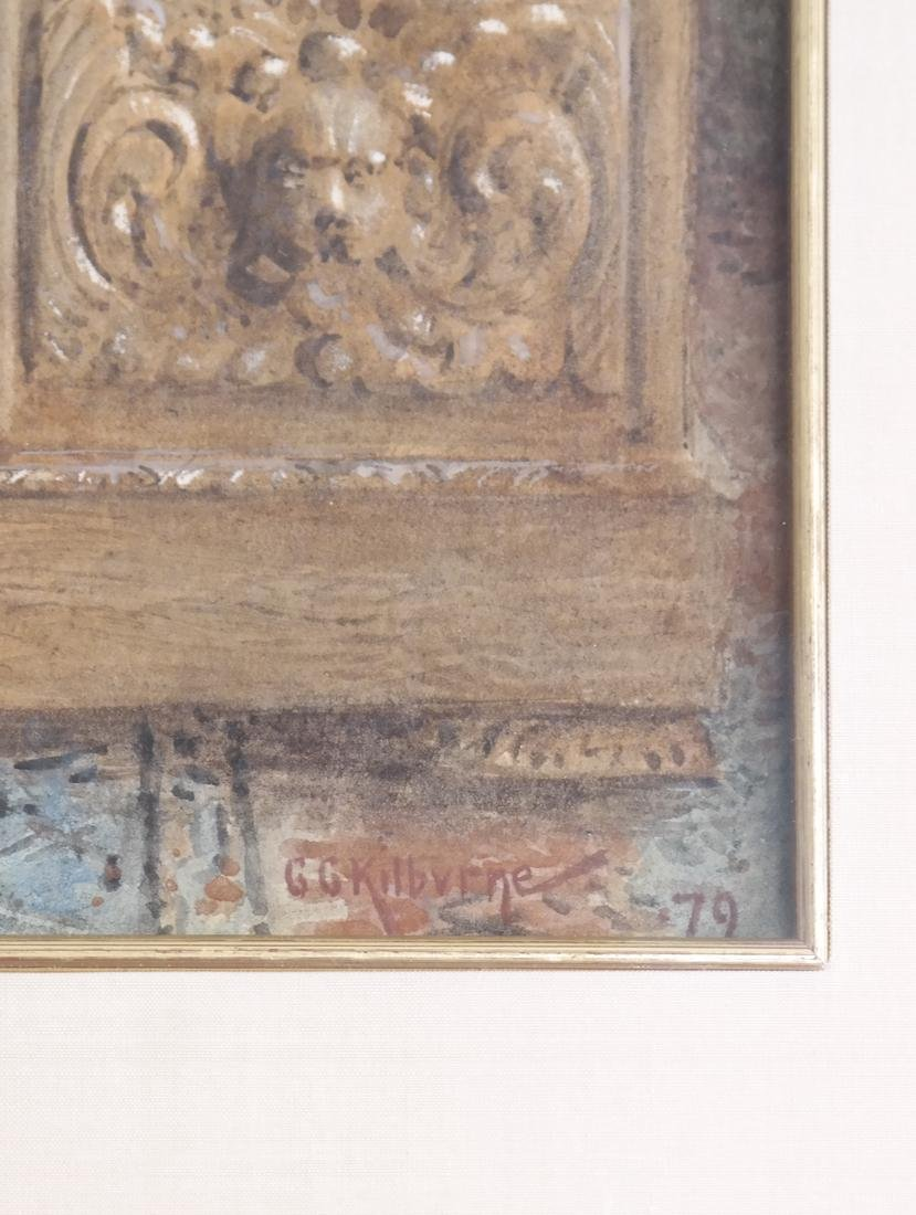 G. Kilburne, Writing The Letter - 3