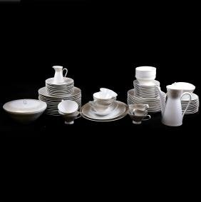 Partial Rosenthal Porcelain Service