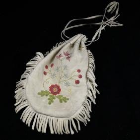 Native American Cree Bag