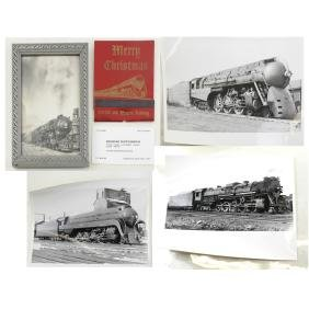 Group of Railroad Photographs