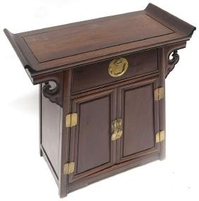 Chinese Altar Table/Cabinet