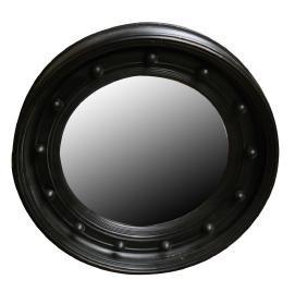 Black Convex Mirror