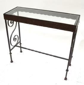 Art Deco-Style Console Table