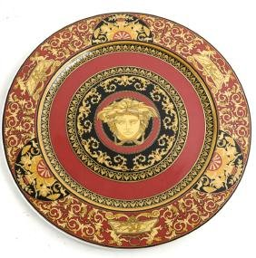Rosenthal for Versace Porcelain Charger