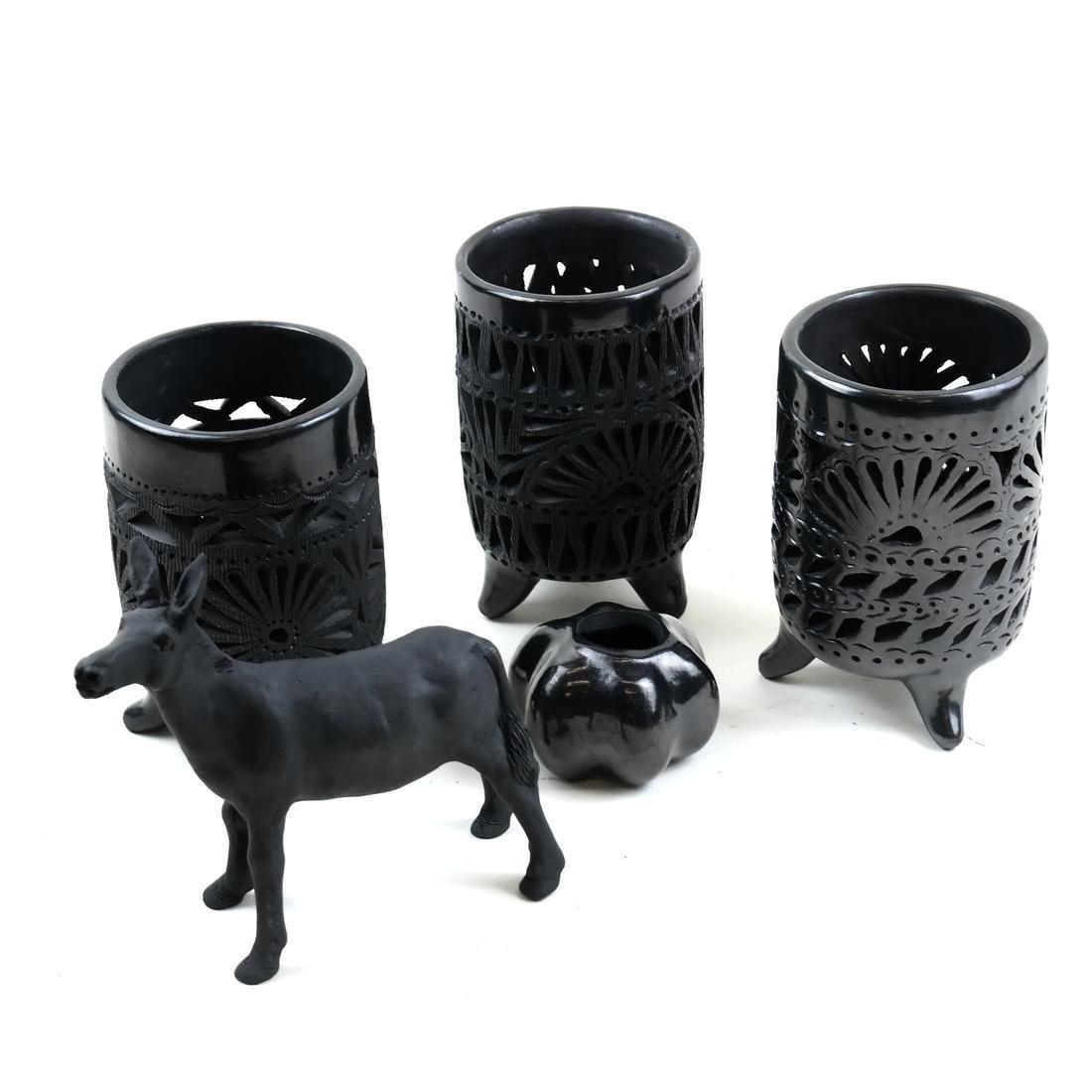 Oaxaca Ceramic Decorative Objects