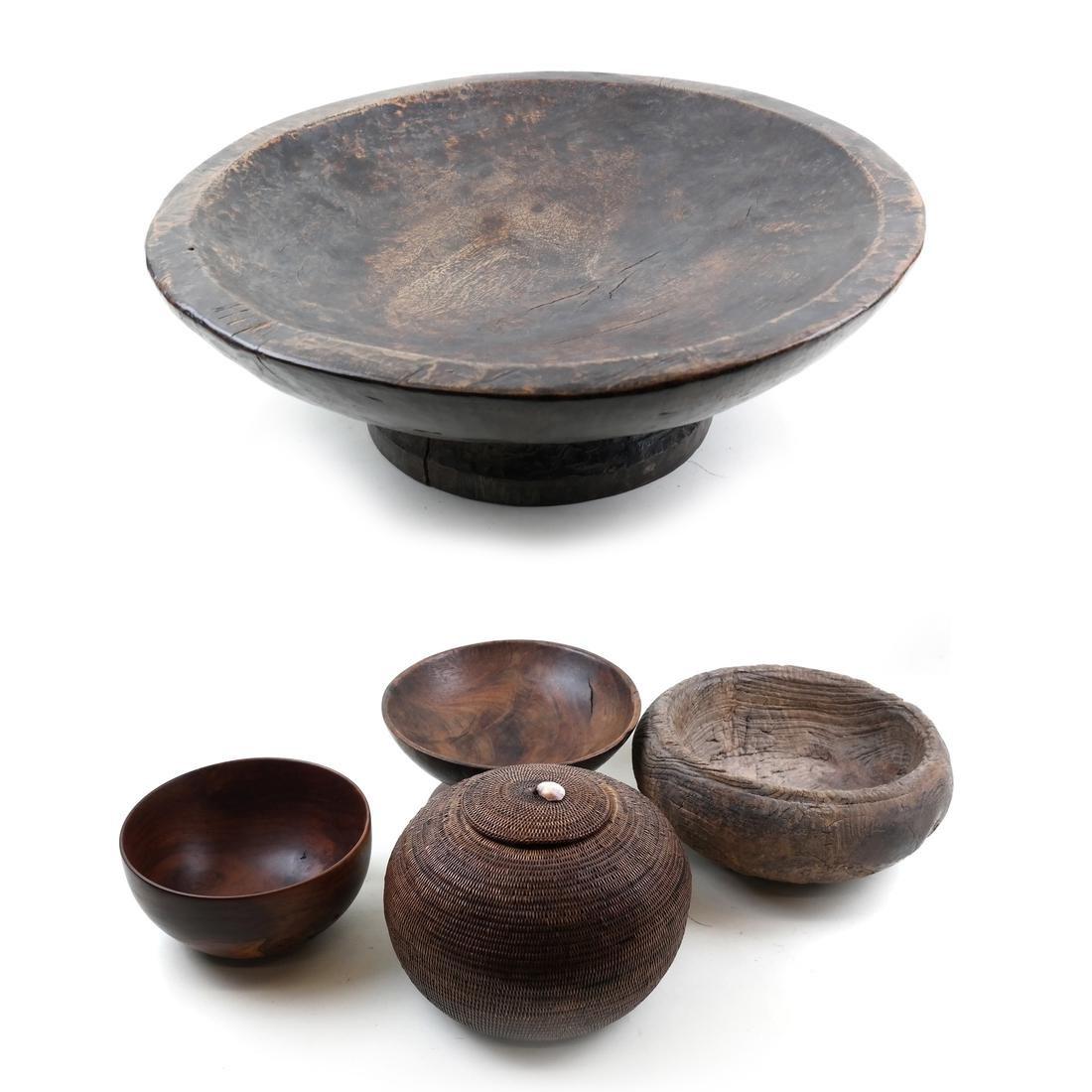 International Ethnographic Vessels