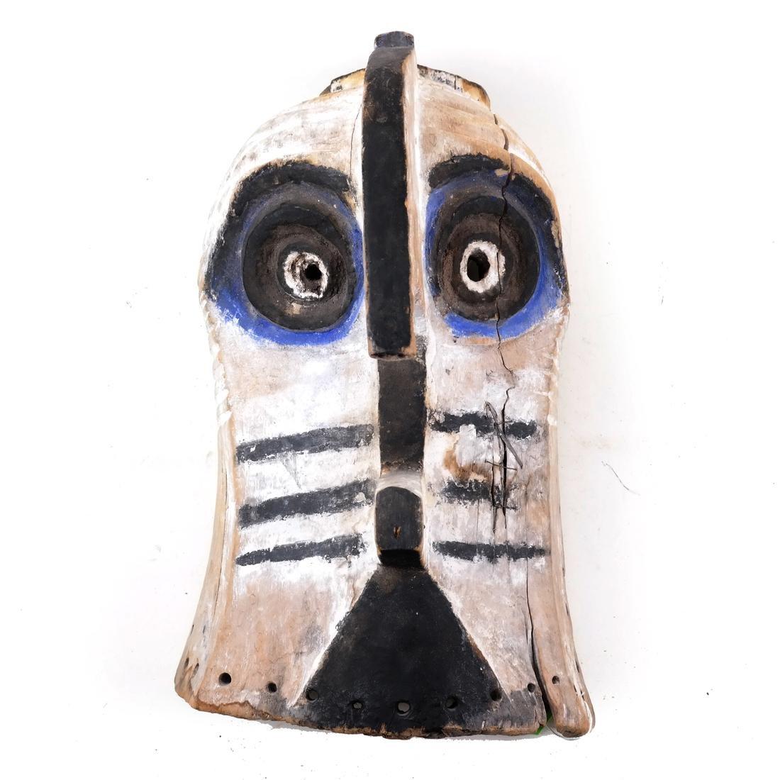 """Songye """"Owl"""" Mask"""