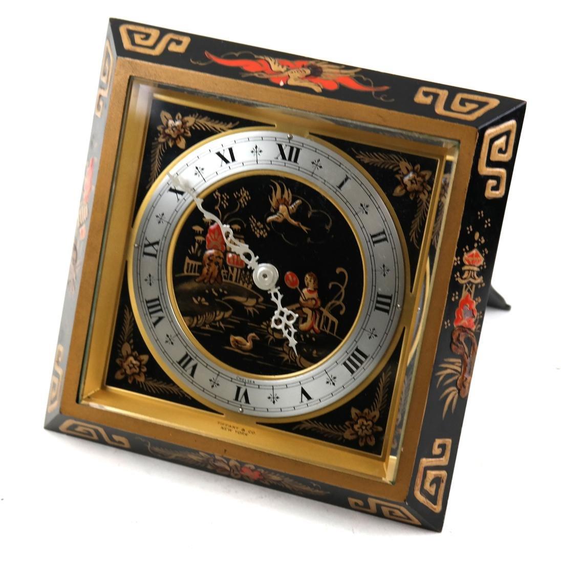 Tiffany & Co. New York Chelsea Clock