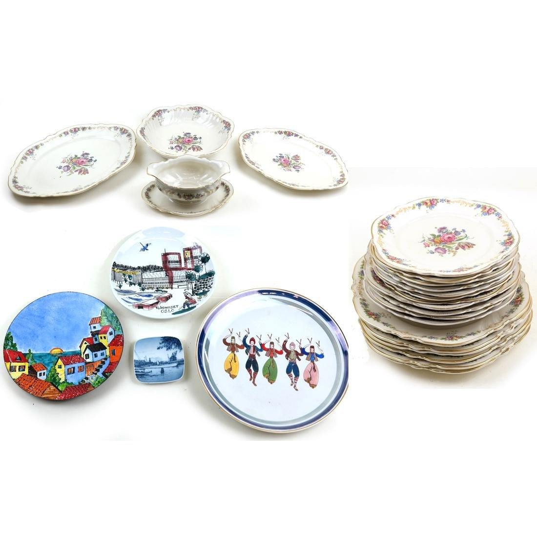 Rosenthal Dinnerware and Others