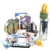 Group of Statue of Liberty Souvenir Items