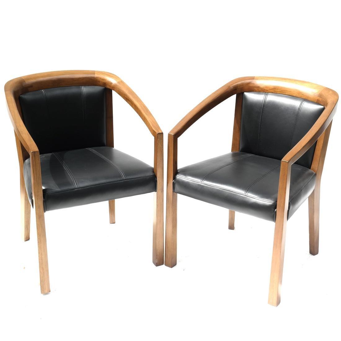 Pair of Maria Yee Armchairs
