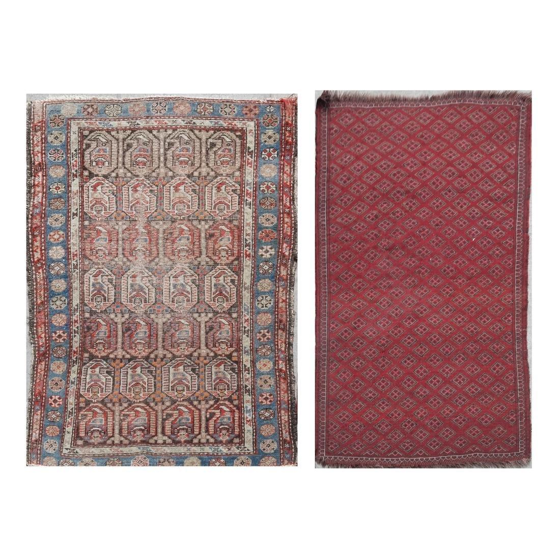 Two Various Mats