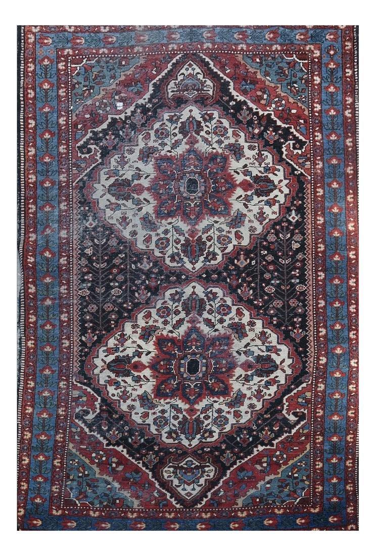 Geometric Caucasian Rug