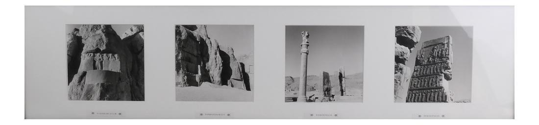 Elaine Lustig Cohen, Ancient Ruins - Photographs