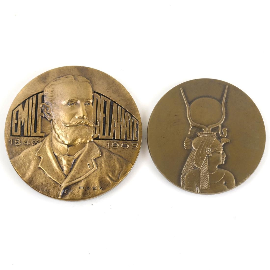 Two Bronze Medals