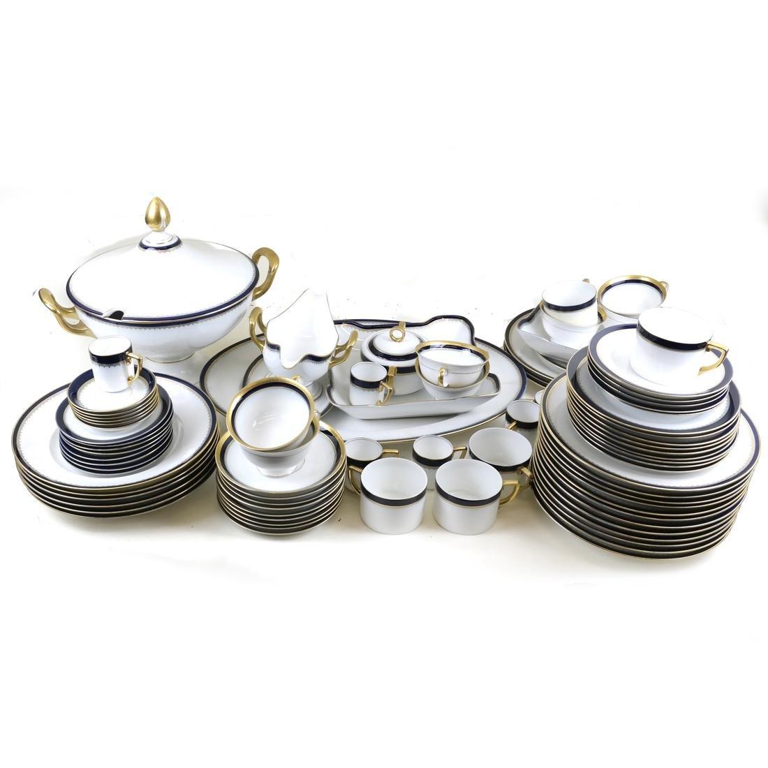 Assembled Rosenthal/Other Porcelain Part Table Service