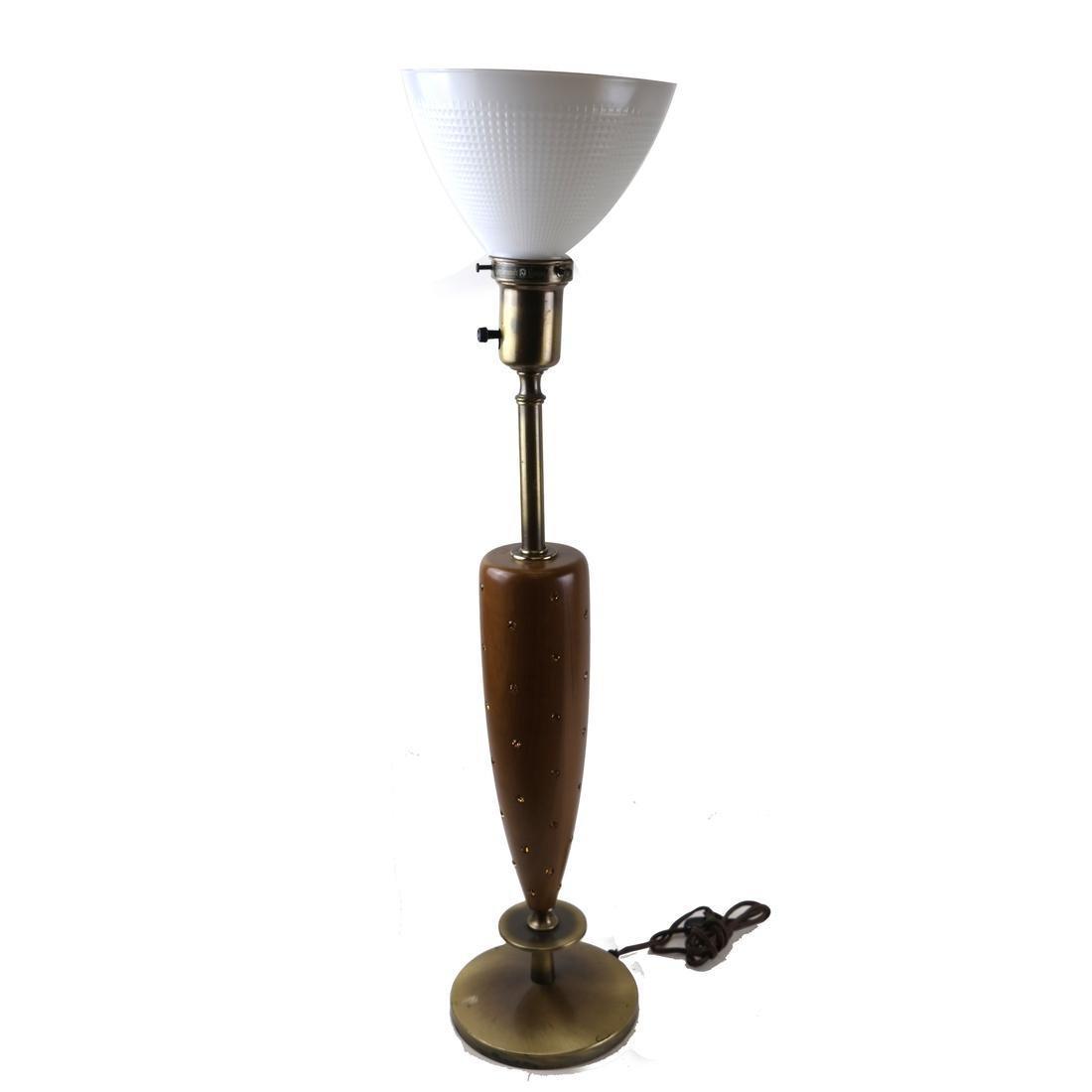 Tommi Parzinger Design Studded Lamp