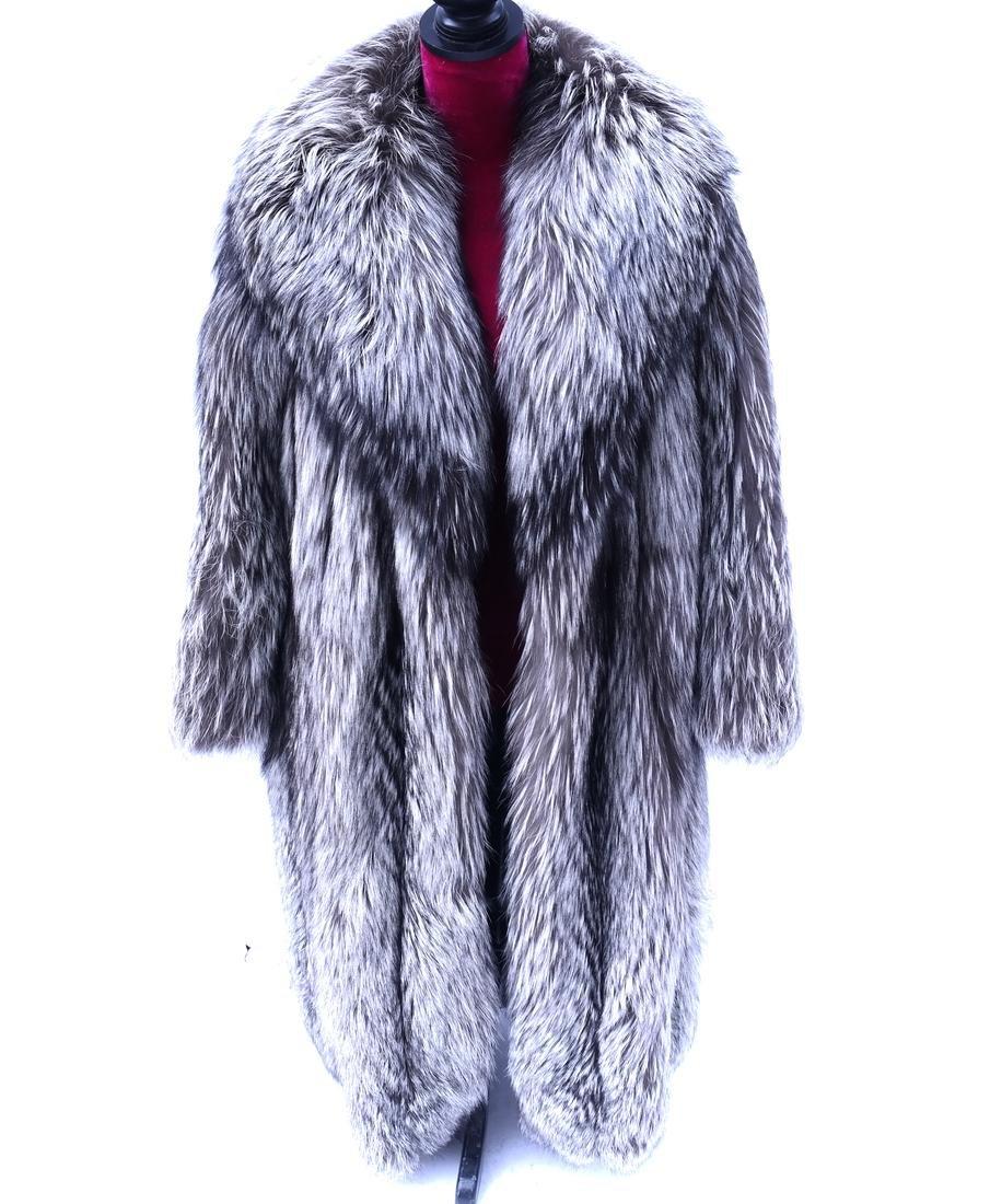 Women's Fox Halston Coat