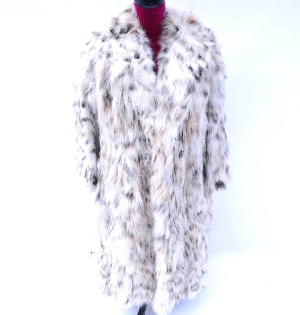 Women's Lynx Belly Coat