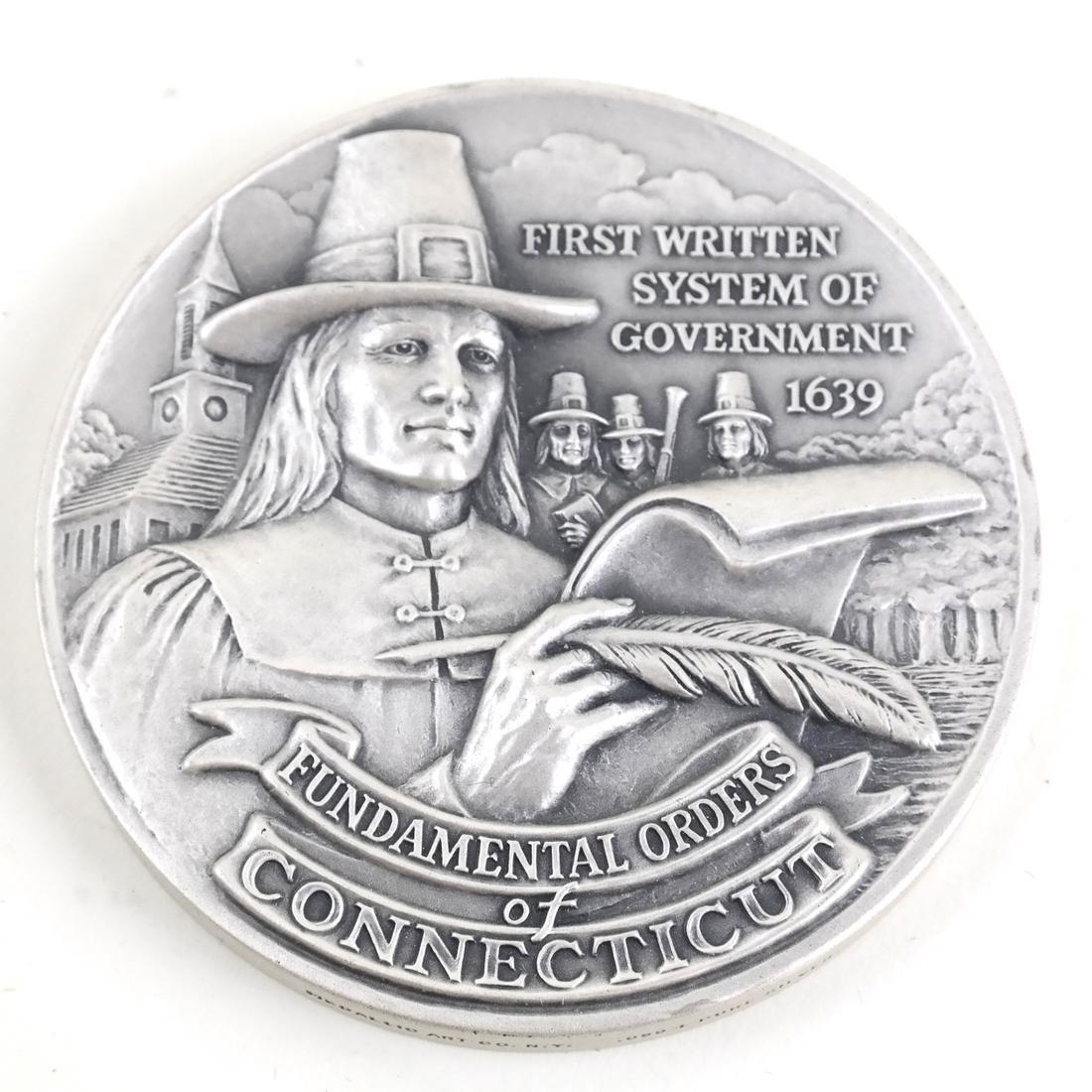 Medallic Art Company Silver Medal