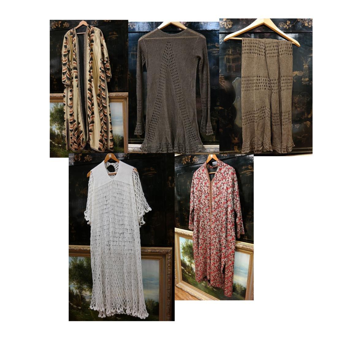 Group of Ladies' Vintage Clothing