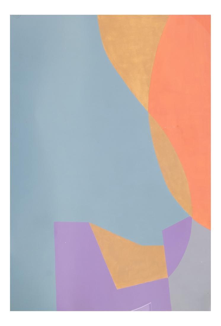 Rose Hart Betensky, Abstract Acrylic