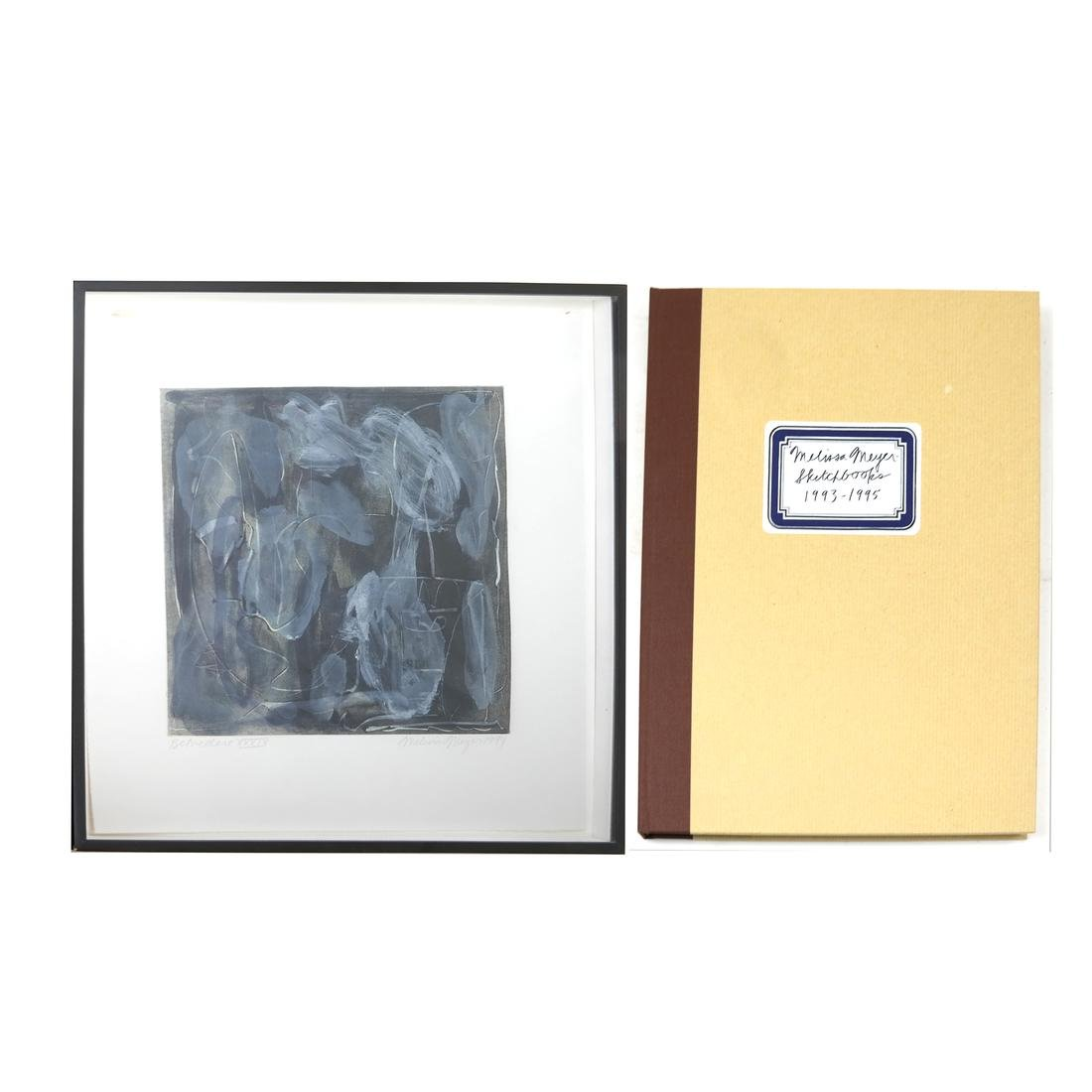 Melissa Meyer, 1994 Monotype and 1997 Book