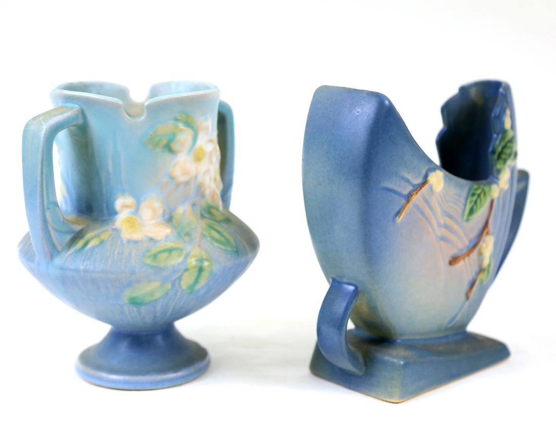 Roseville USA, Two Vases