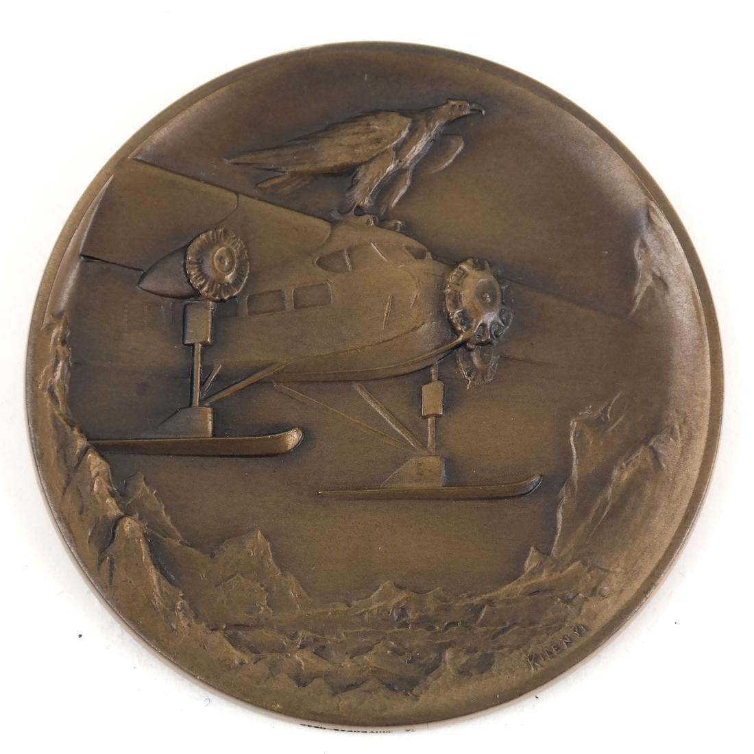 Rear Admiral Richard Byrd Medal