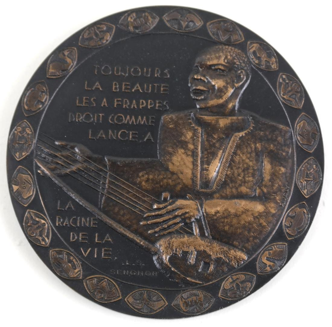 Bronze Medal, Festival of Black Arts
