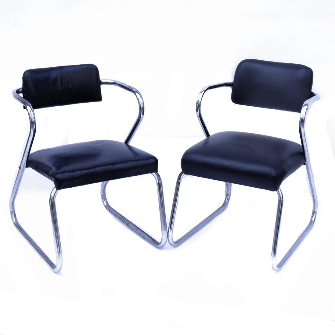 Pair of Alice Roth Side Chairs