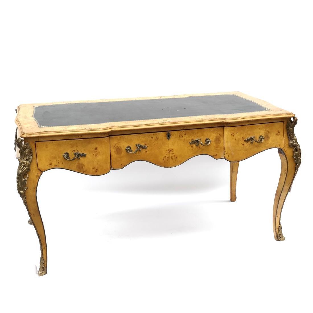 French-Style Bureau Plat / Writing Desk