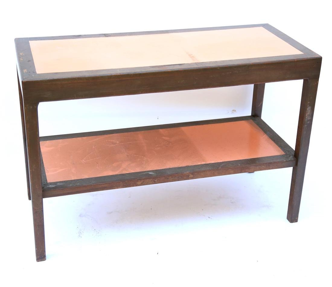 Two-Tier Console Table