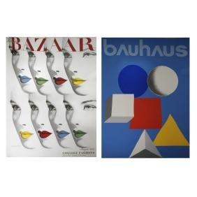 After Herbert Bayer, Bauhaus-archiv Graphics
