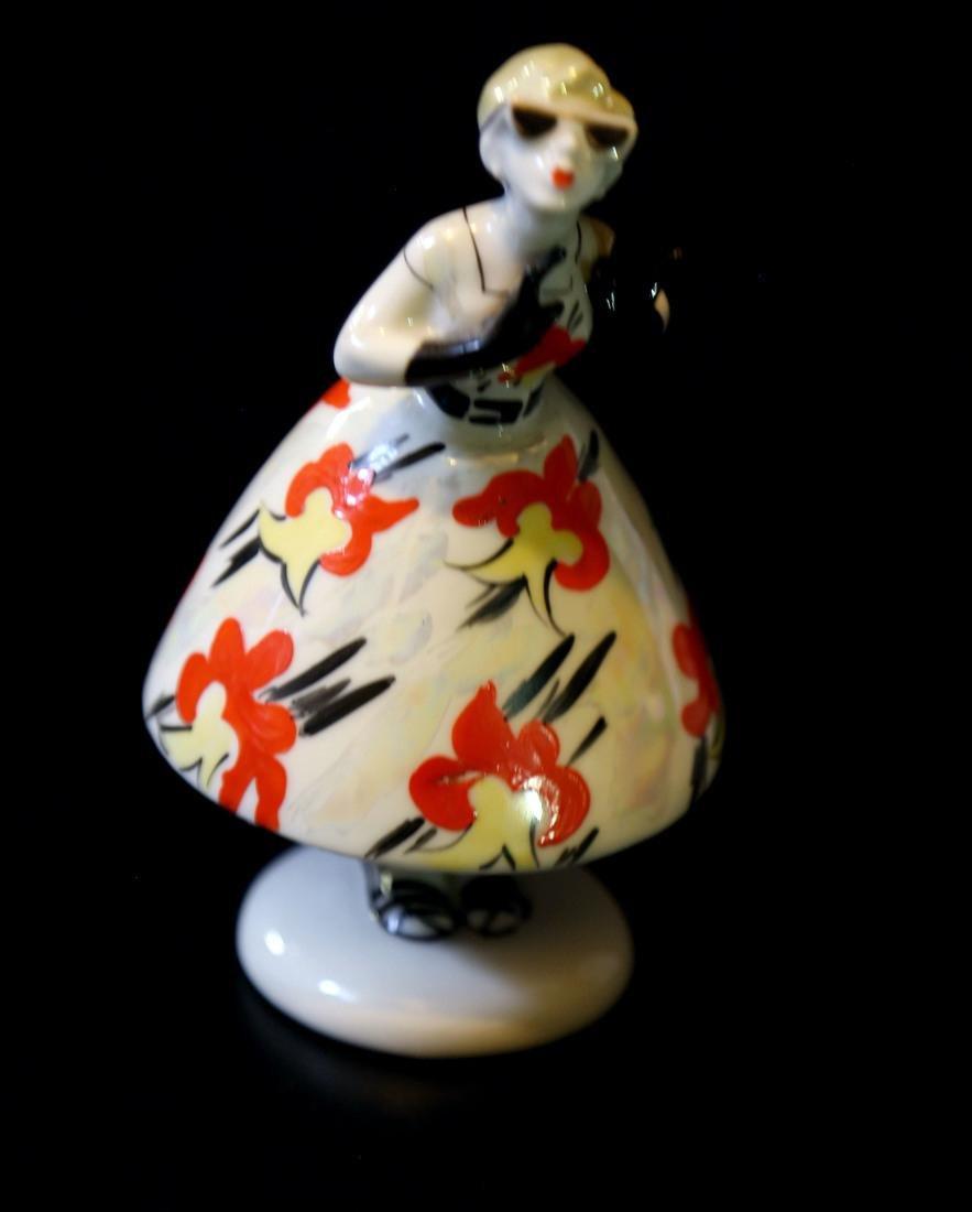 Russian Porcelain Figure