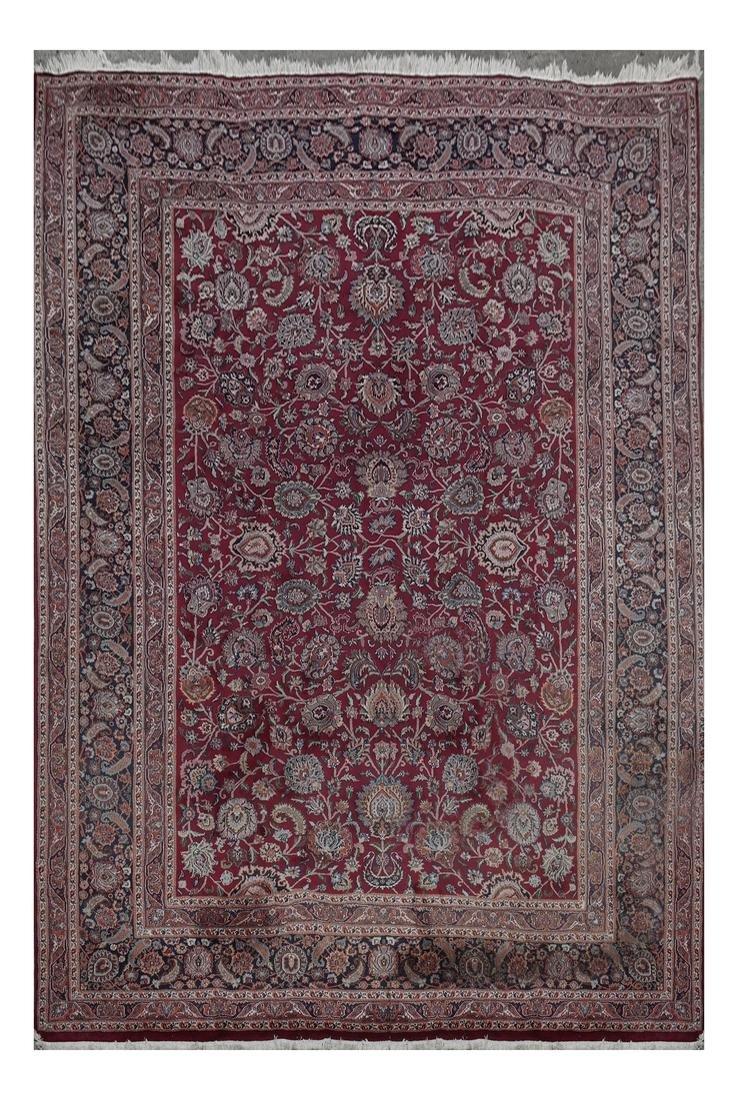 Persian-Style Carpet