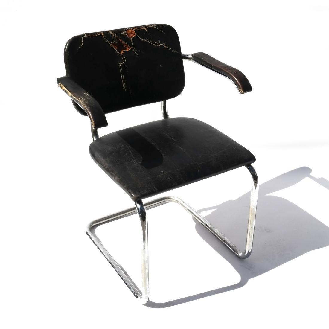Manner of M Breuer Vintage Armchair