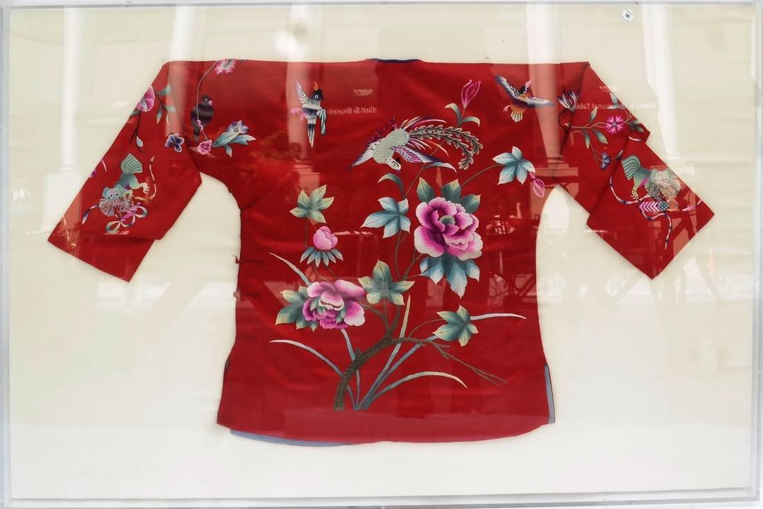 Asian Silk Jacket