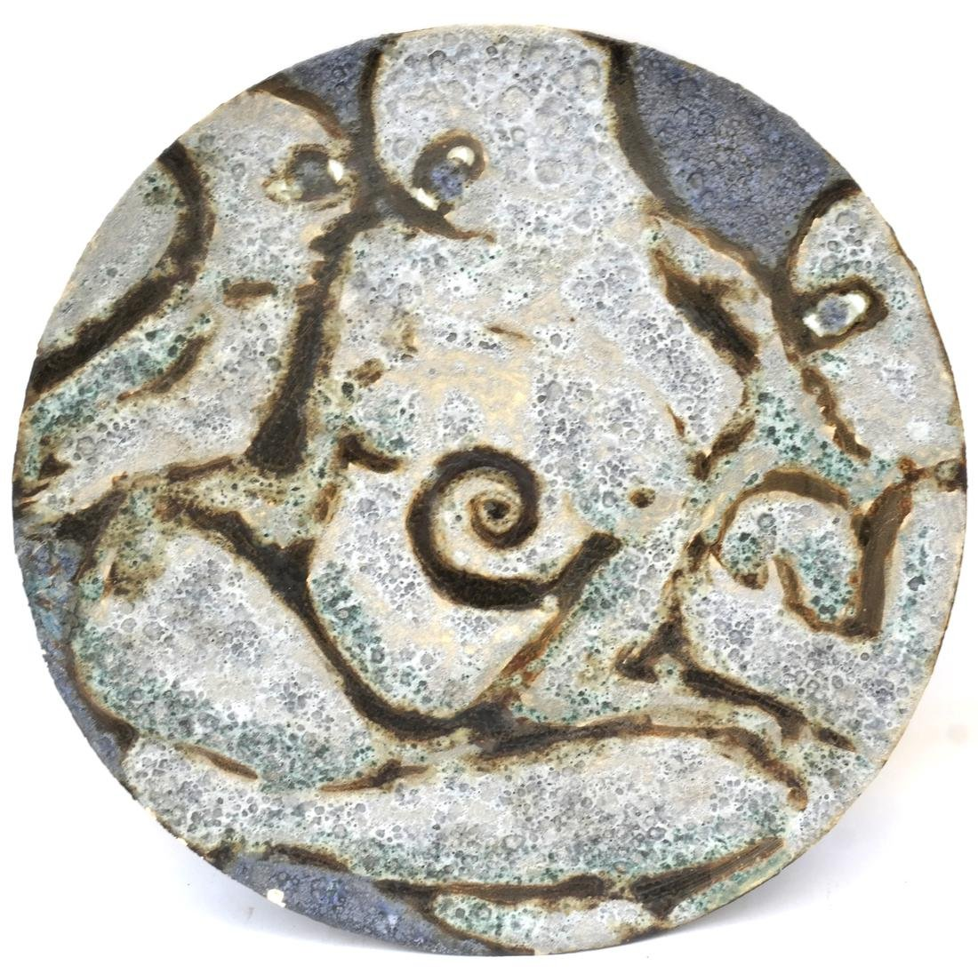 Mark Chatterley, Abstract on Ceramic