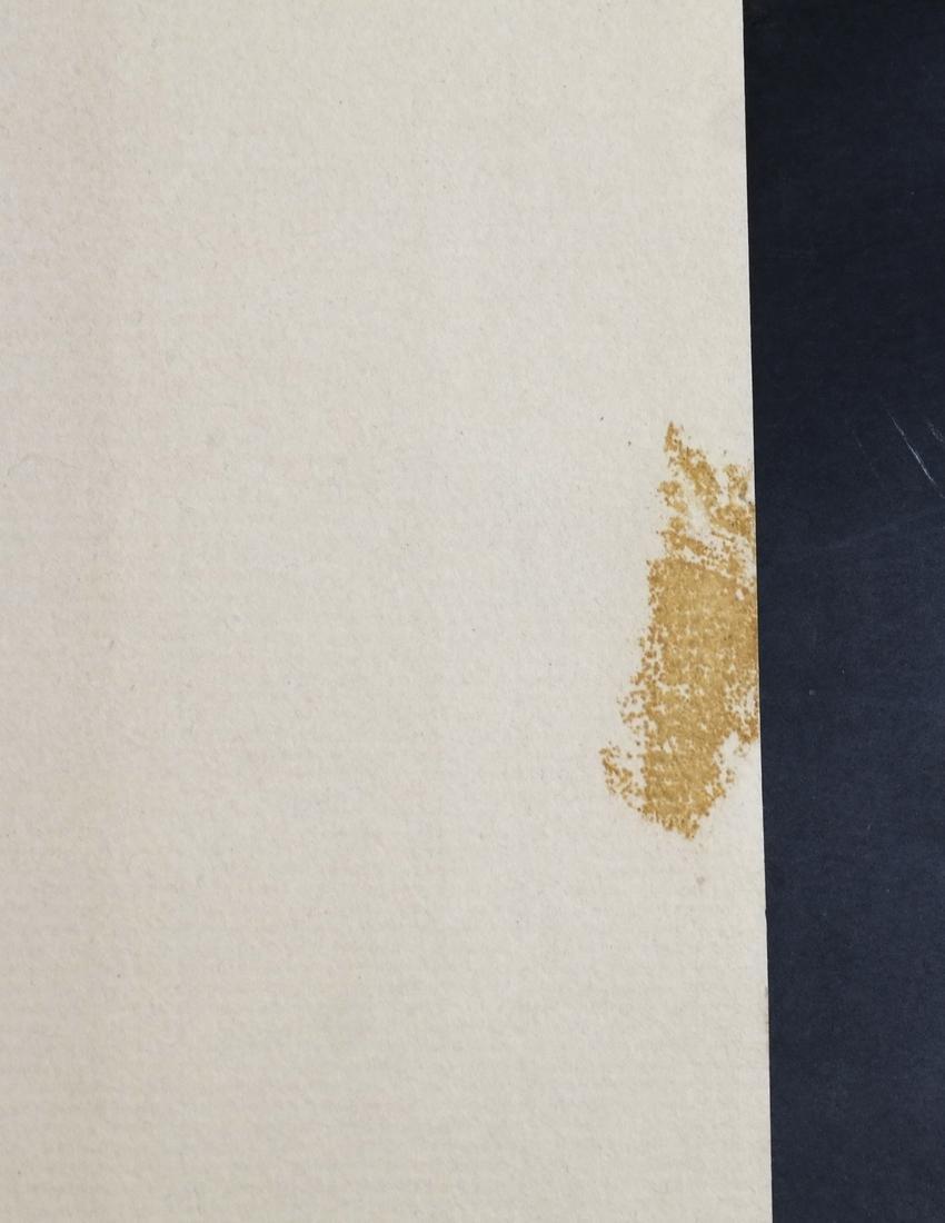 "Pierre A. Renoir, ""Bather Standing..."" - Pencil Sketch - 3"