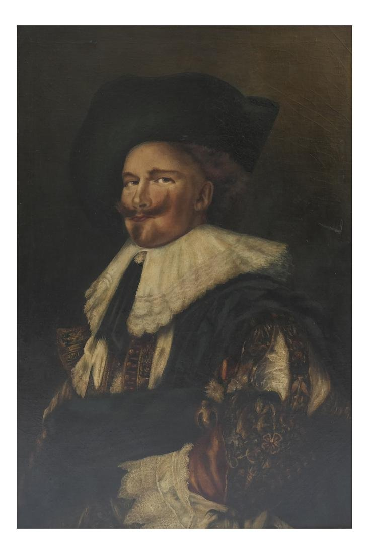 After Frans Hals, The Laughing Cavalier