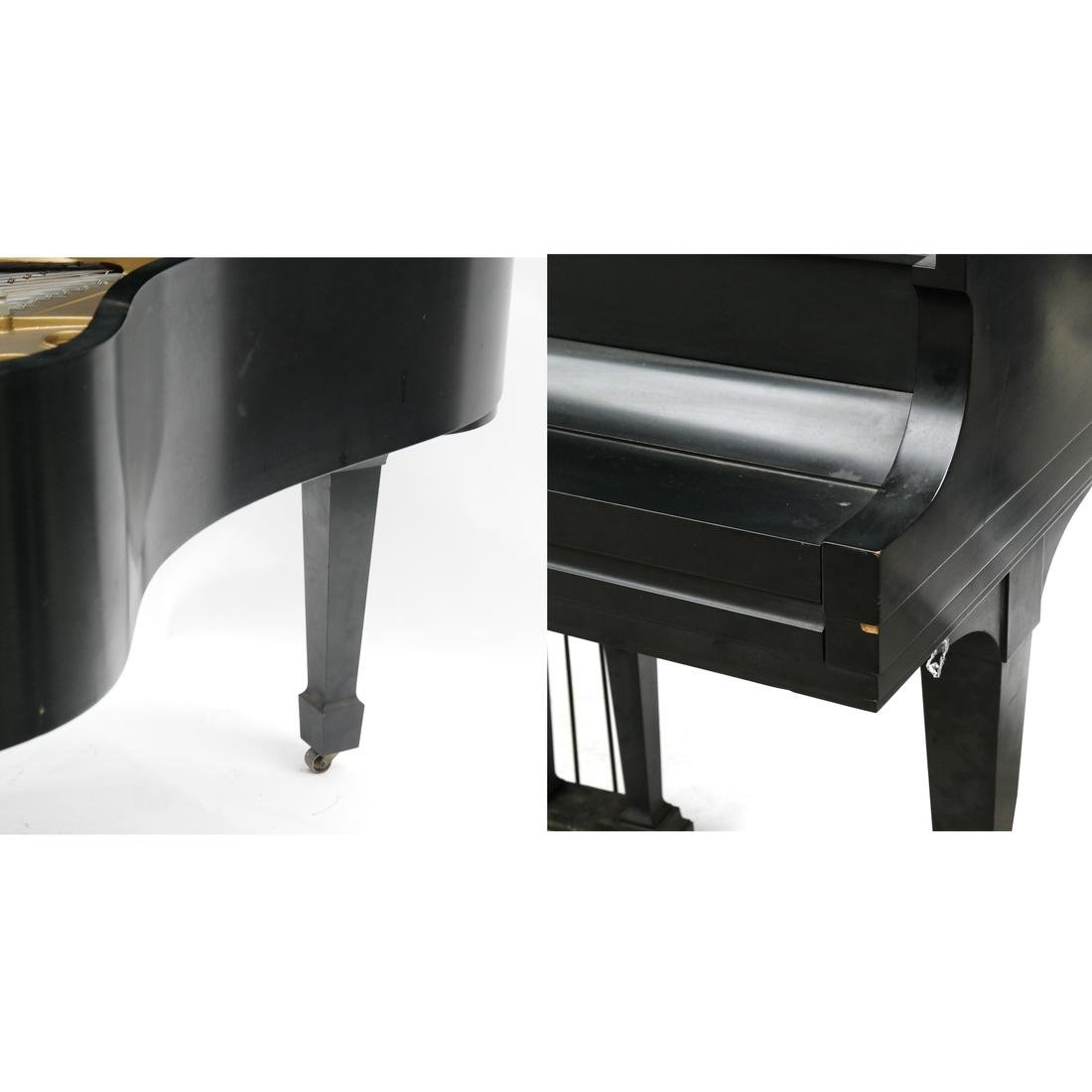 Steinway & Sons Studio Grand Piano, Model 404061 M - 5