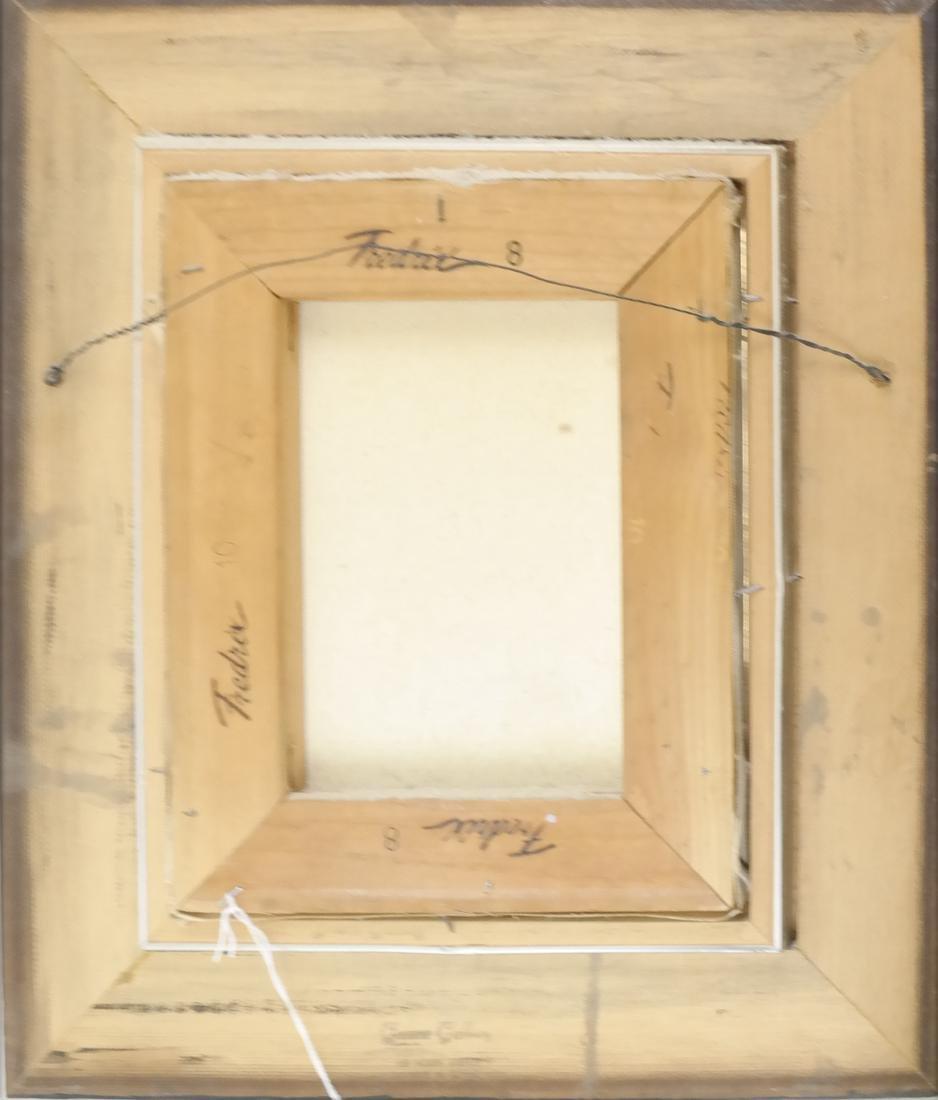 Anvita Gowzan Sieger, Trees - Acrylic - 5